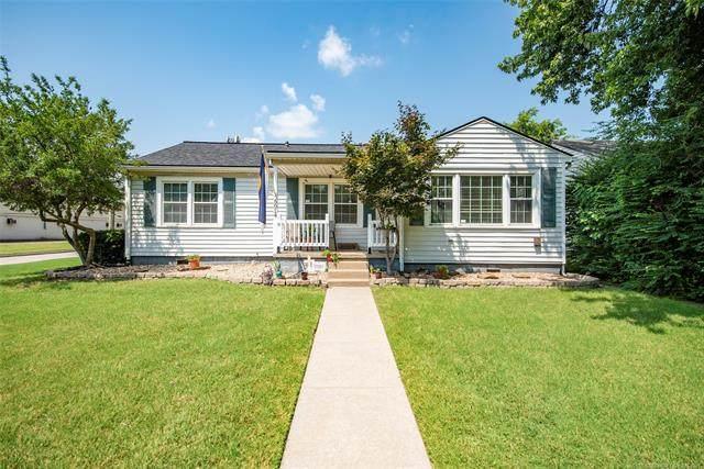 5014 S Quincy Avenue, Tulsa, OK 74105 (MLS #2125364) :: Active Real Estate