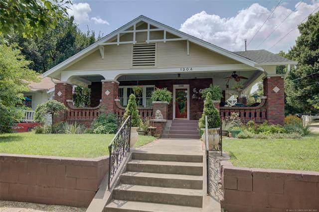 1204 S Florence Avenue, Tulsa, OK 74104 (MLS #2125370) :: Active Real Estate