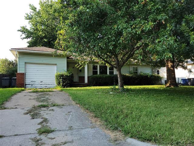 10563 E 5th Street, Tulsa, OK 74128 (MLS #2125382) :: Active Real Estate