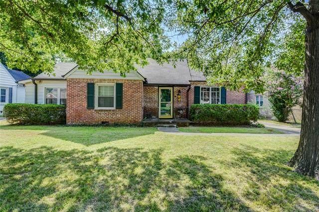 1336 S Winston Avenue, Tulsa, OK 74112 (MLS #2125392) :: Active Real Estate