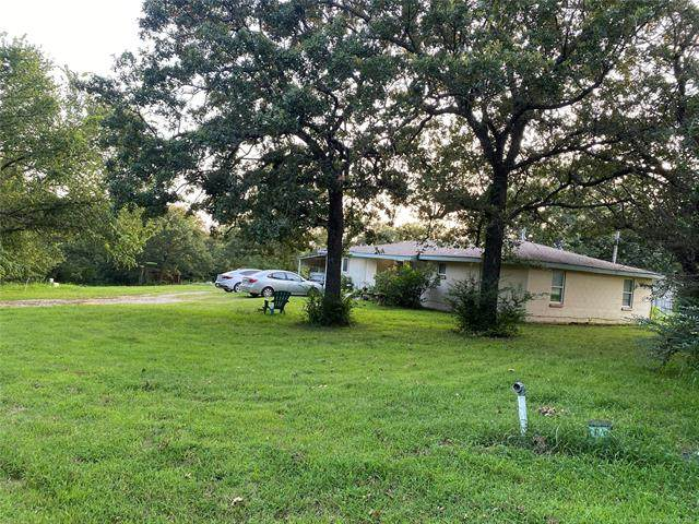2174 Oaken Lane, Mannford, OK 74044 (MLS #2125396) :: Active Real Estate