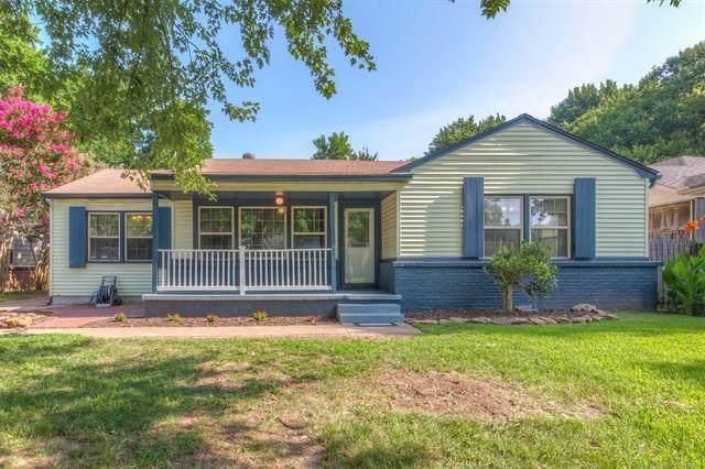 1537 E 49TH Place, Tulsa, OK 74105 (MLS #2125406) :: Owasso Homes and Lifestyle