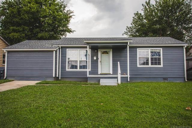 513 Oak, Ardmore, OK 73401 (MLS #2125441) :: Owasso Homes and Lifestyle