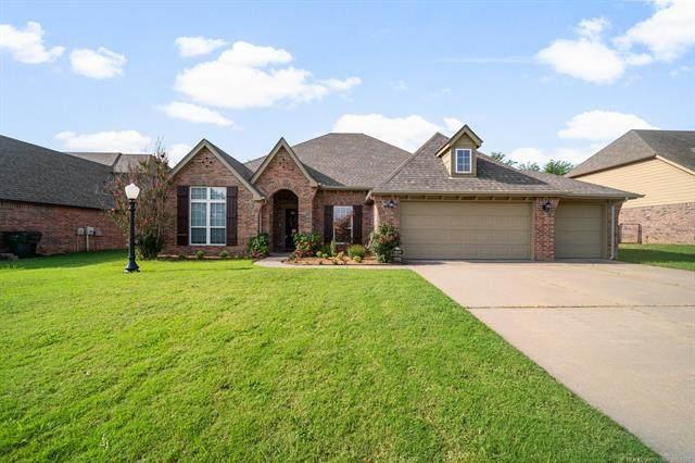 14028 E 101st Street N, Owasso, OK 74055 (MLS #2125446) :: Active Real Estate