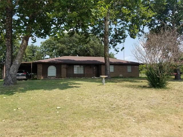 6934 Rubottom Road, Rubottom, OK 73463 (MLS #2125491) :: Hopper Group at RE/MAX Results