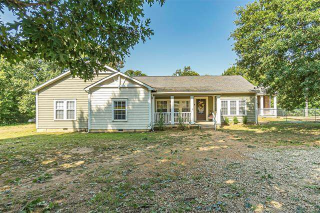 23224 Rigsby Road, Madill, OK 73446 (MLS #2125622) :: Active Real Estate