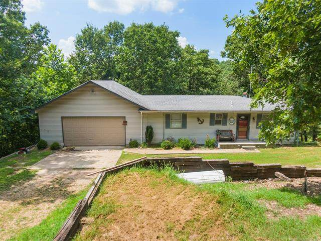 124 Private Road 116, Jay, OK 74342 (MLS #2125694) :: Active Real Estate