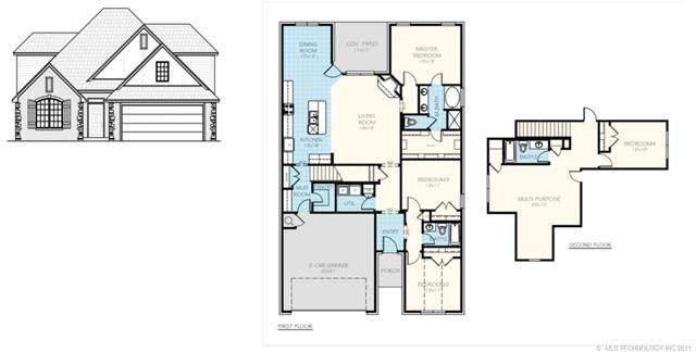 6426 E 148th Street, Bixby, OK 74008 (MLS #2125695) :: Owasso Homes and Lifestyle