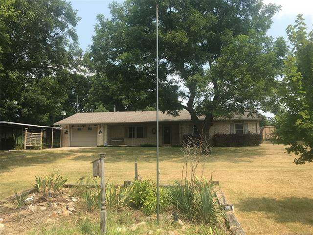 24193 N County Road 3305, Wynnewood, OK 73098 (#2125730) :: Homes By Lainie Real Estate Group