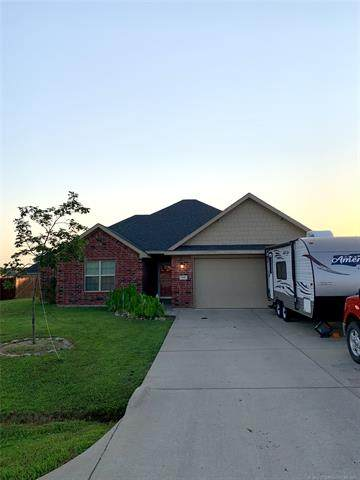 115 Cecil Circle, Calera, OK 74730 (MLS #2125802) :: Active Real Estate