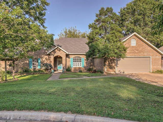 2503 Bacon Court, Muskogee, OK 74403 (MLS #2125933) :: Active Real Estate