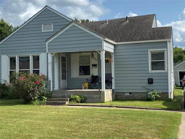 2117 Fredonia, Muskogee, OK 74403 (MLS #2126016) :: 918HomeTeam - KW Realty Preferred