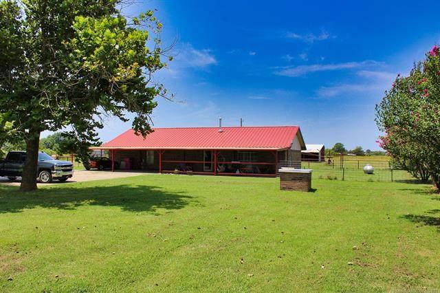 18 Mcintosh, Mead, OK 73449 (MLS #2126039) :: Active Real Estate