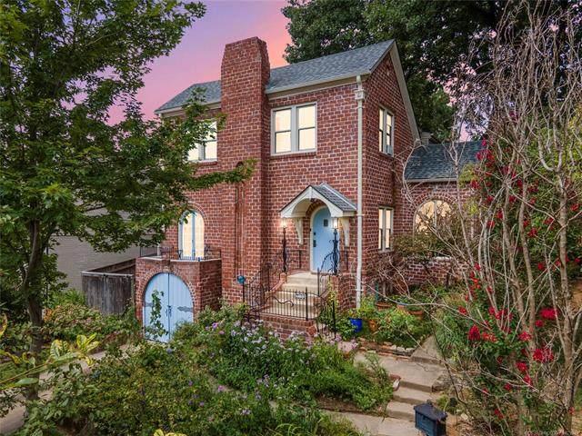 211 E 29th Street, Tulsa, OK 74114 (MLS #2126161) :: Active Real Estate