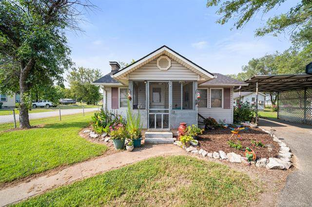 25505 S 4111 Road, Claremore, OK 74019 (MLS #2126217) :: Hopper Group at RE/MAX Results