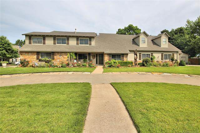 10512 S Urbana Avenue, Tulsa, OK 74137 (MLS #2126281) :: 918HomeTeam - KW Realty Preferred