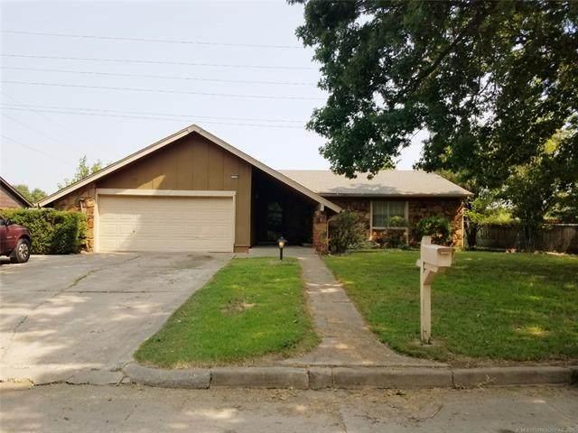 1124 W Roanoke Street, Broken Arrow, OK 74011 (MLS #2126338) :: Owasso Homes and Lifestyle