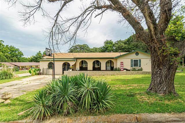 50 Thomas Street, Healdton, OK 73438 (MLS #2126359) :: Owasso Homes and Lifestyle