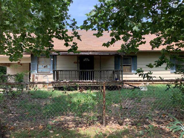 209 W H., Ringling, OK 73456 (MLS #2126452) :: Active Real Estate