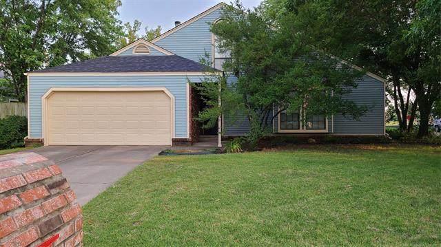 10904 E 68th Street, Tulsa, OK 74133 (MLS #2126487) :: Owasso Homes and Lifestyle
