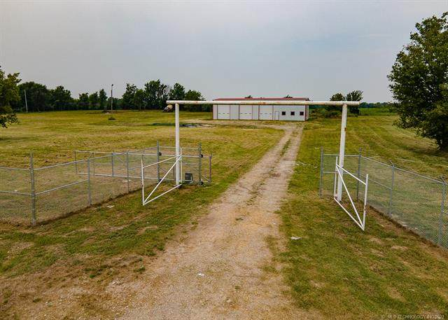 597 S Hwy 169, Delaware, OK 74027 (MLS #2126598) :: Owasso Homes and Lifestyle