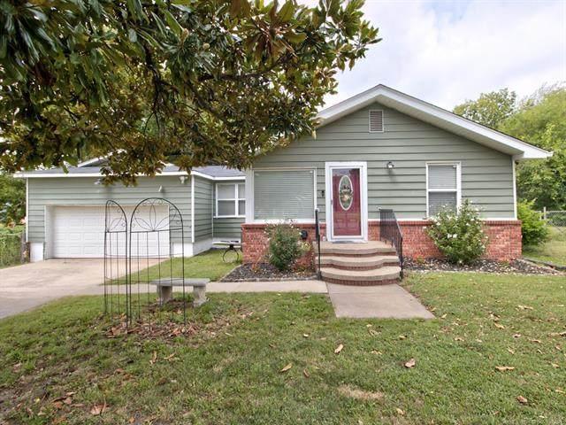 4724 S Santa Fe Avenue, Tulsa, OK 74107 (MLS #2126615) :: Active Real Estate