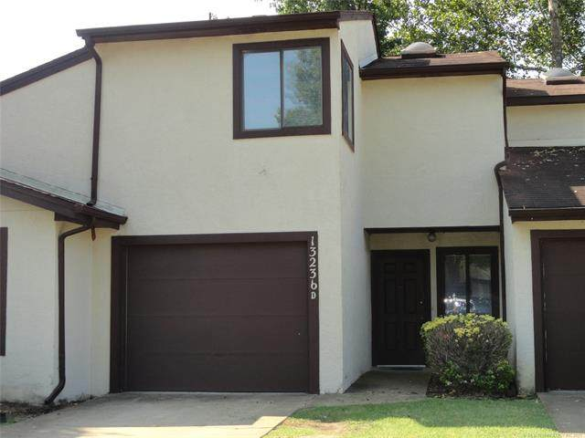 13236 E 30th Place D, Tulsa, OK 74134 (MLS #2126652) :: Owasso Homes and Lifestyle