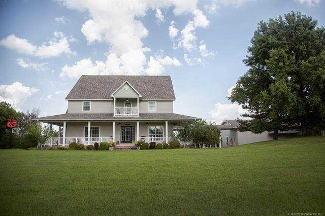 13265 Heywood Hill Road, Kiefer, OK 74066 (MLS #2126672) :: Owasso Homes and Lifestyle
