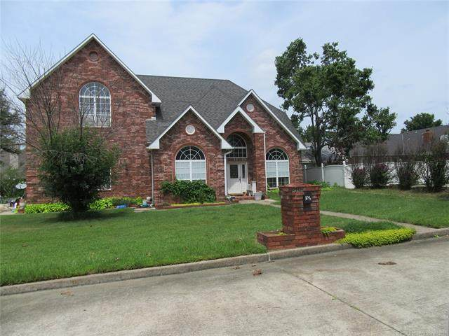 33 River Oaks, Mcalester, OK 74501 (MLS #2126732) :: Hopper Group at RE/MAX Results