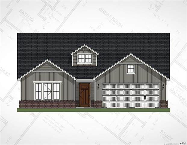 3921 S 12th Place, Broken Arrow, OK 74014 (MLS #2126789) :: Owasso Homes and Lifestyle