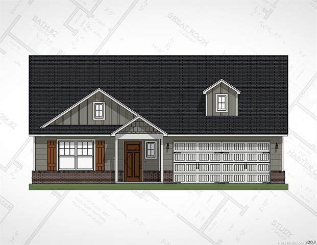 3925 S 12th Place, Broken Arrow, OK 74011 (MLS #2126793) :: Owasso Homes and Lifestyle