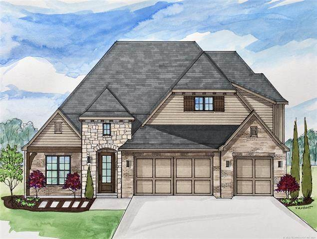 11513 S Oak Place, Jenks, OK 74132 (MLS #2126799) :: Active Real Estate