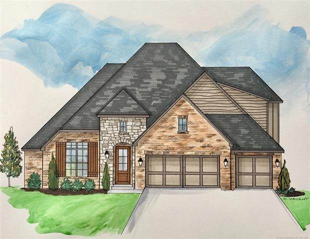 1724 W 115th Place, Jenks, OK 74132 (MLS #2126803) :: Active Real Estate