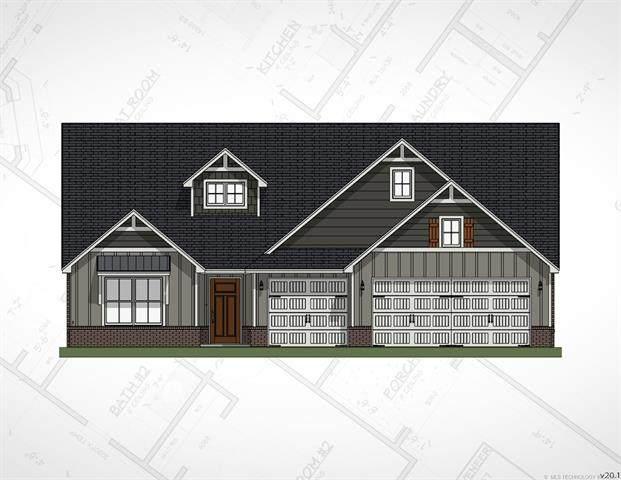 4002 S 13th Court, Broken Arrow, OK 74011 (MLS #2126825) :: Active Real Estate