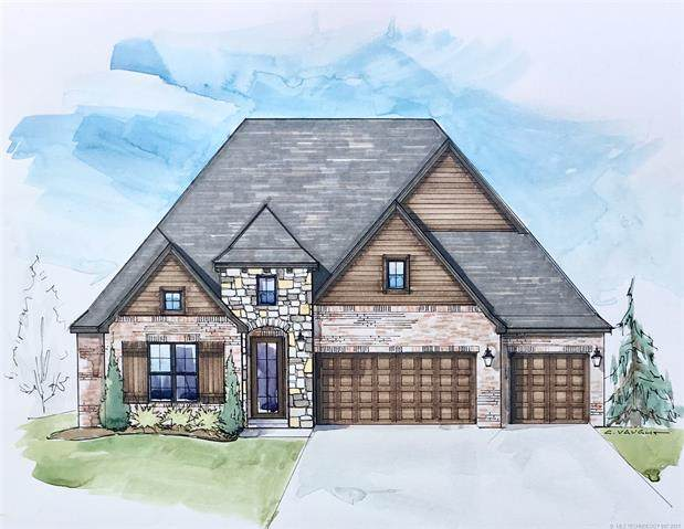 1728 W 115th Place, Jenks, OK 74132 (MLS #2126827) :: Active Real Estate