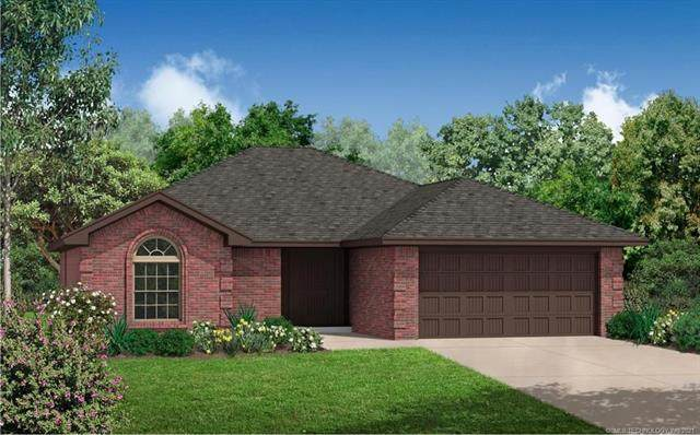1410 E 149th Street, Glenpool, OK 74008 (MLS #2126835) :: Owasso Homes and Lifestyle