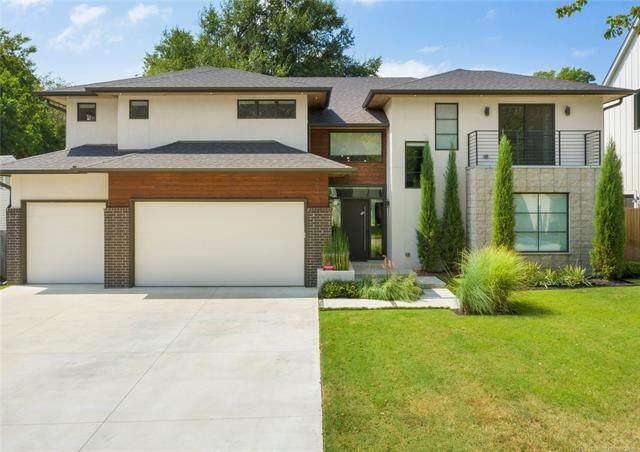 2646 S Florence Drive, Tulsa, OK 74114 (MLS #2126865) :: 918HomeTeam - KW Realty Preferred