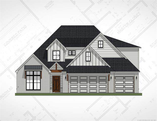820 N 88th Street, Broken Arrow, OK 74014 (MLS #2126880) :: Owasso Homes and Lifestyle