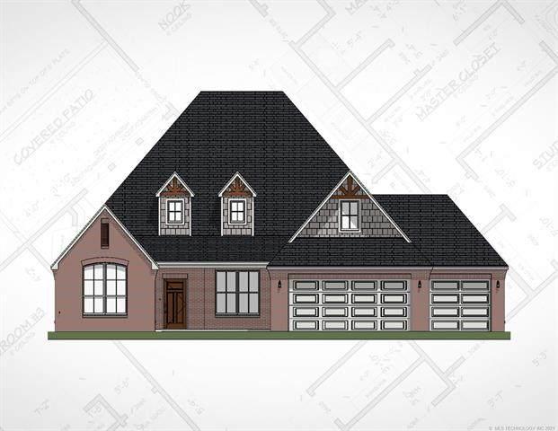 709 N 89th Street, Broken Arrow, OK 74014 (MLS #2126882) :: Owasso Homes and Lifestyle