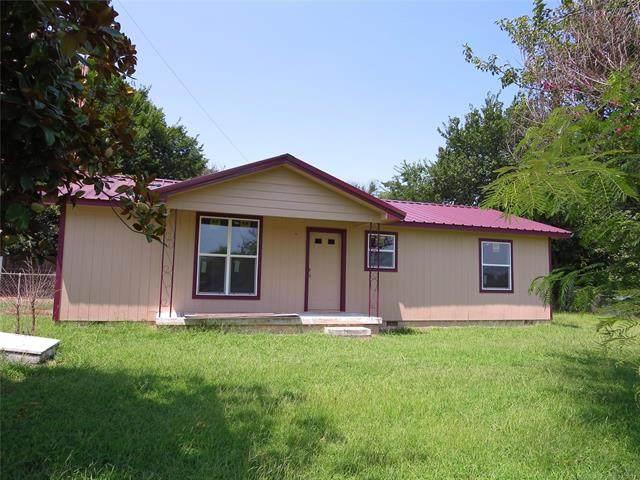 26 Cherokee Street, Healdton, OK 73438 (MLS #2127025) :: 918HomeTeam - KW Realty Preferred