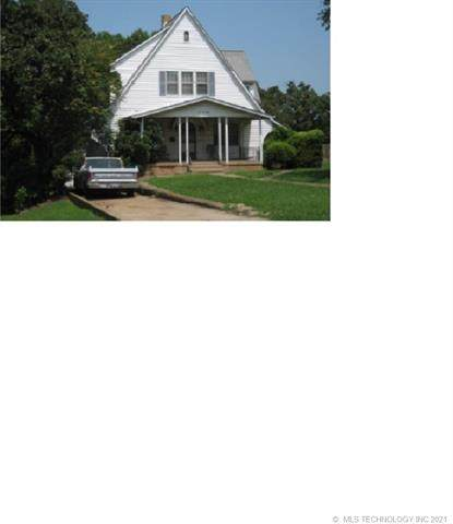 408 Cleveland Street, Pawnee, OK 74058 (MLS #2127036) :: 918HomeTeam - KW Realty Preferred