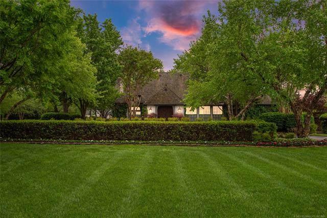 2550 E 30th Street, Tulsa, OK 74114 (MLS #2127112) :: Owasso Homes and Lifestyle