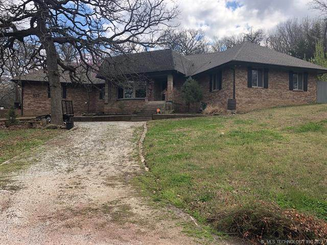 331 Chickasaw Drive, Ada, OK 74820 (MLS #2127362) :: 918HomeTeam - KW Realty Preferred