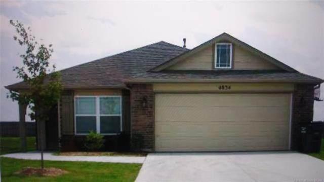 4034 W 105th Street S, Jenks, OK 74037 (MLS #2127378) :: Owasso Homes and Lifestyle
