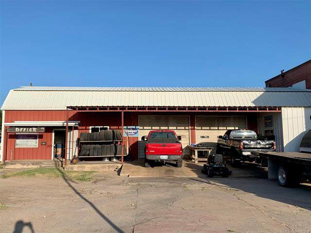 120 S 1st Street, Madill, OK 73446 (MLS #2127396) :: Active Real Estate