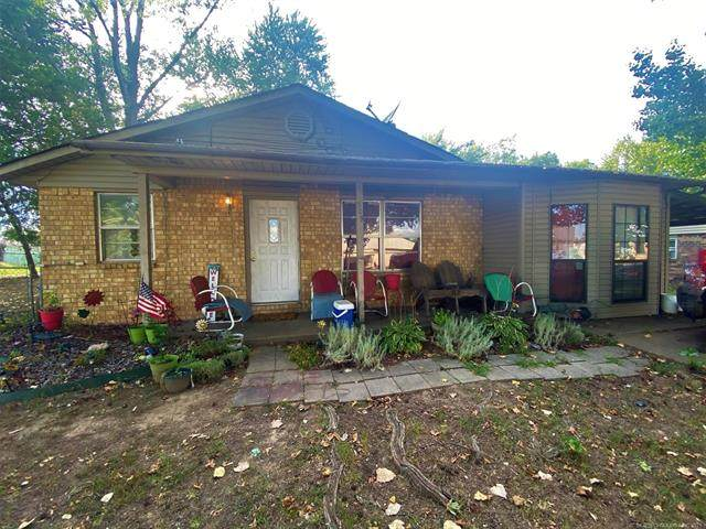 509 Rodgers Street, Vian, OK 74962 (MLS #2127398) :: Owasso Homes and Lifestyle