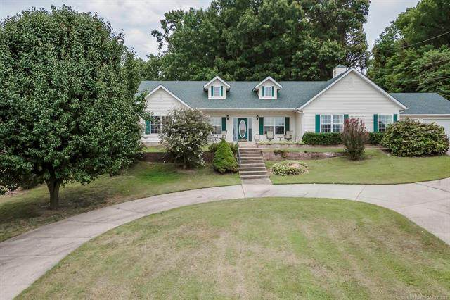 24820 S 638 Road, Grove, OK 74344 (MLS #2127458) :: Owasso Homes and Lifestyle