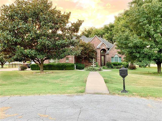 7250 N 194th East Avenue, Owasso, OK 74055 (MLS #2127652) :: Hopper Group at RE/MAX Results