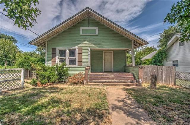 514 9th Street, Bartlesville, OK 74003 (MLS #2127723) :: Active Real Estate