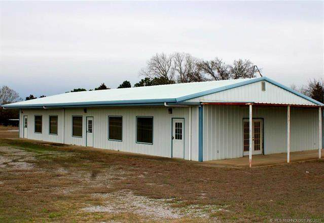 1950 Cimmaron Road, Wilson, OK 73463 (MLS #2127784) :: Active Real Estate